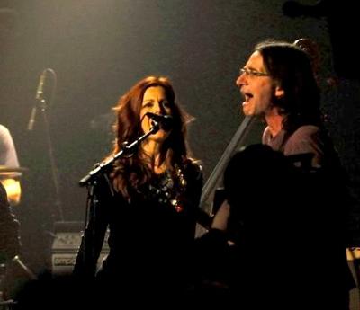 Barbara and Stone